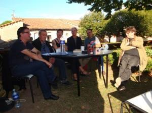 benoit séverac table ronde le poulpe lisle noir 2015